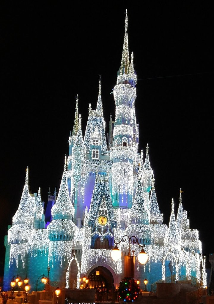 Walt Disney World Christmas Decorations