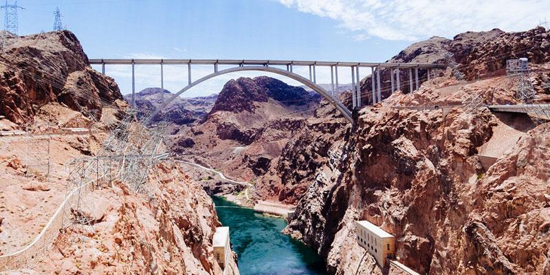 Glenn Canyon Dam Bridge