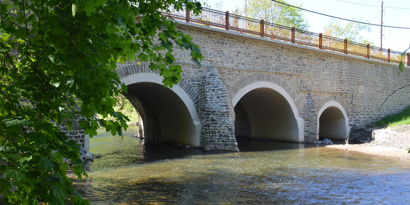 Pennypack bridge