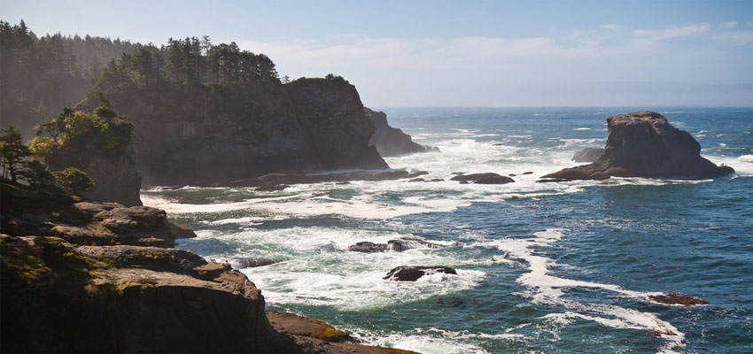 Cape Flattery Views