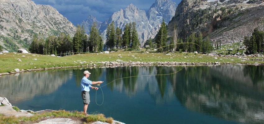 Fishing Grand Teton