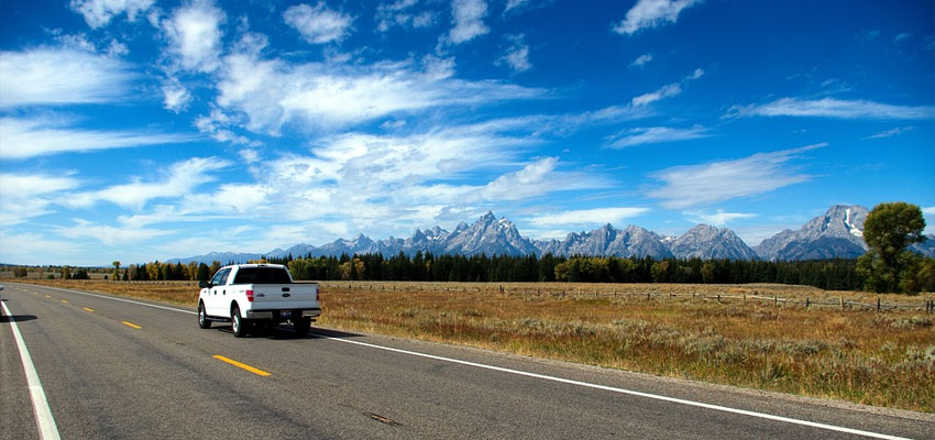 Grand Teton Road