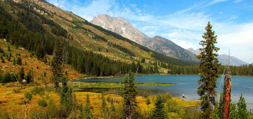 String Lake Trail