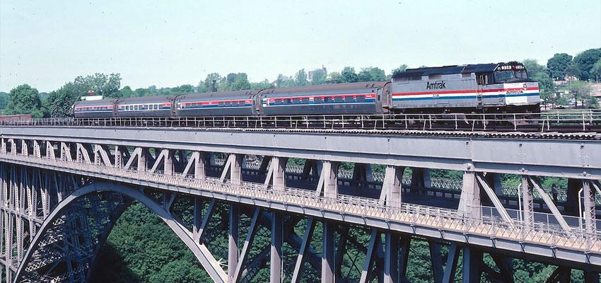 Amtrak Maple Leaf