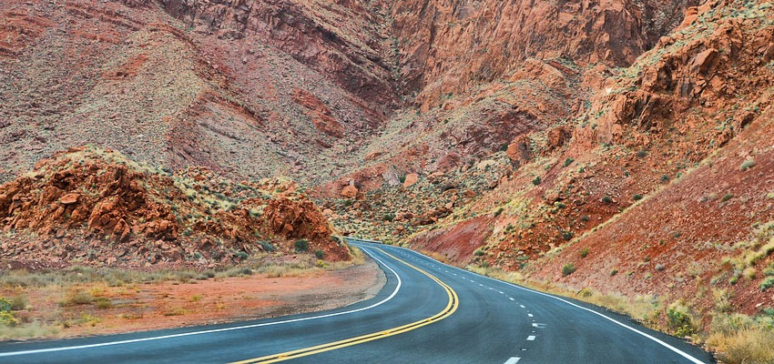 Driving Highway 12 Utah: Canyons, Plateaus, and Valleys