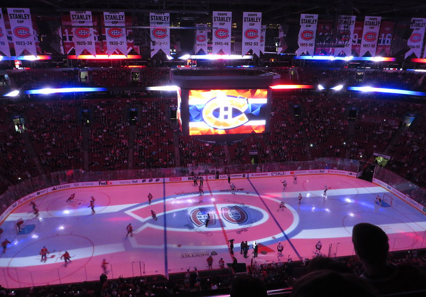 The Bell Centre
