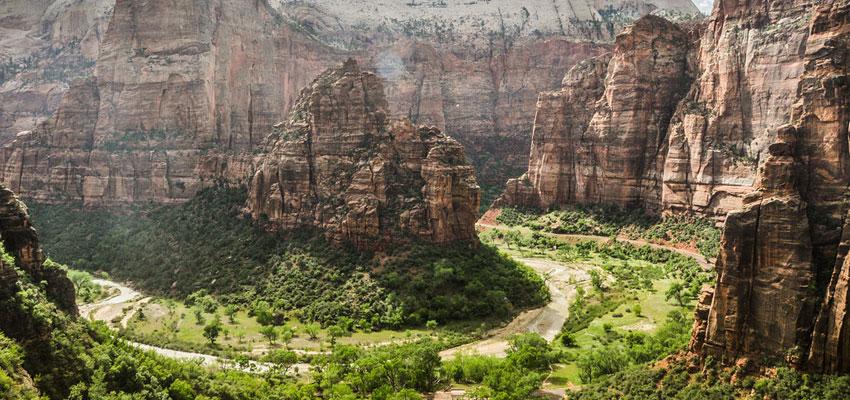 Zion Hidden Canyon