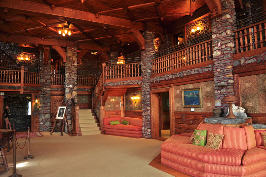 Gillette Castle Interior
