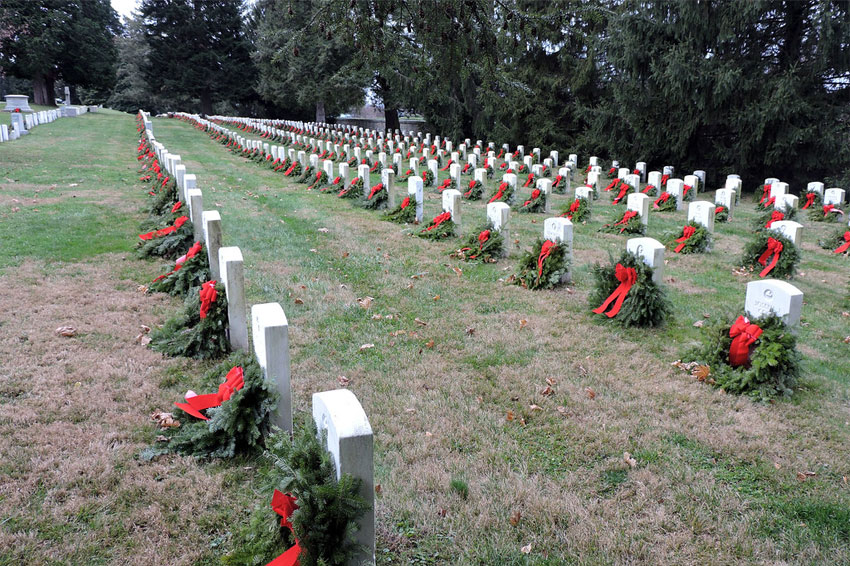 Soldier's National Cemetery, Gettysburg