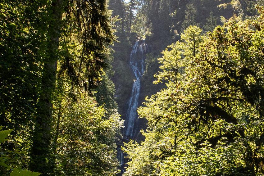 Tillamook Falls