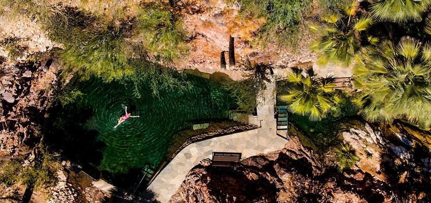 Castle Hot Springs