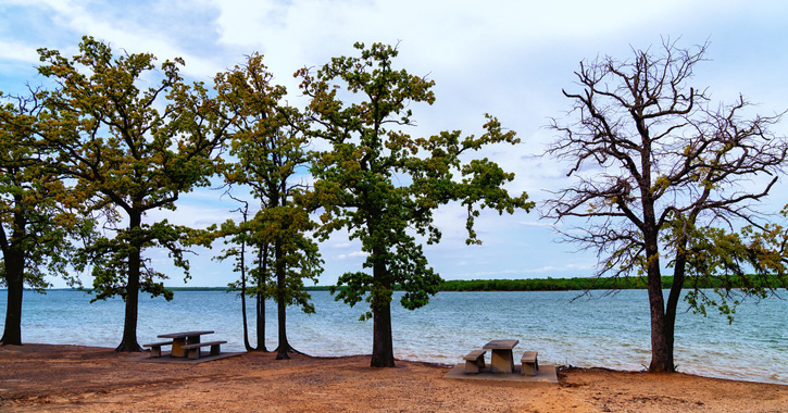Murray Lake Oklahoma