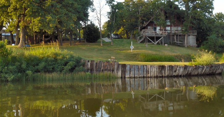 Arbuckles Lake OK