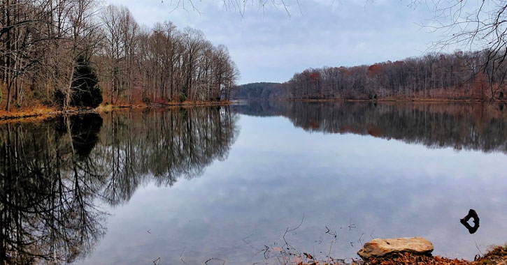 Lakes in Maryland