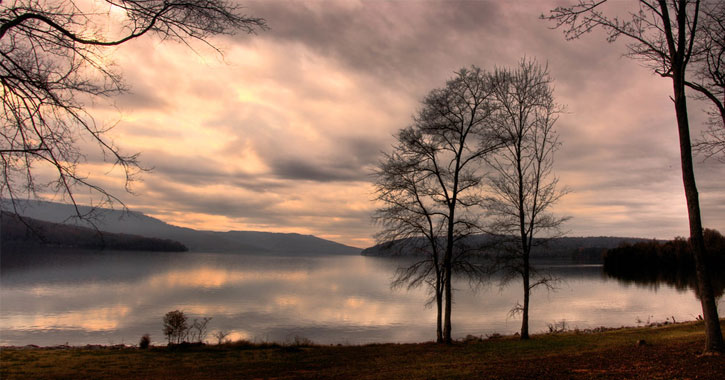 Lakes in Tennessee