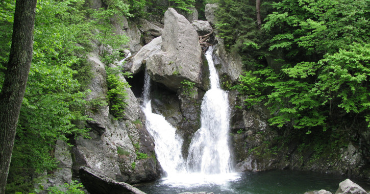01 Bash Bish Falls - Mount Washington, Massachusetts