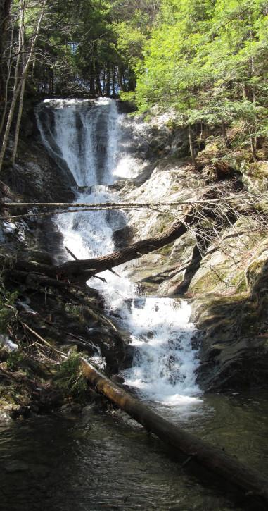 04 Tannery Falls - Savoy, Massachusetts
