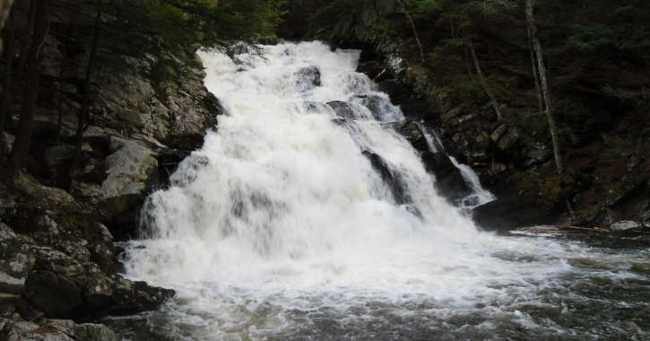 07 Wahconah Falls - Dalton, Massachusetts