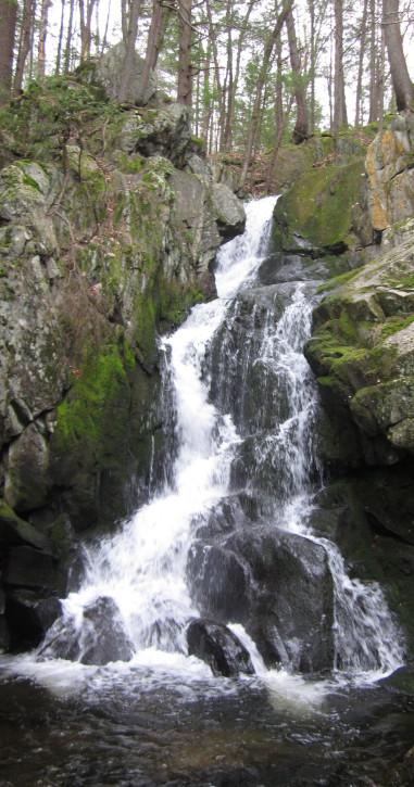 08 Goldmine Brook Falls - Chester, Massachusetts