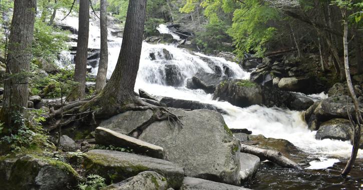 09 Glendale Falls - Middlefield, Massachusetts