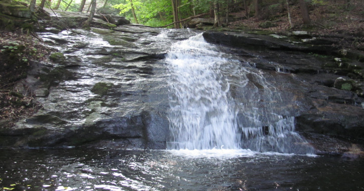 10 Chapel Brook Falls - Ashfield, Massachusetts