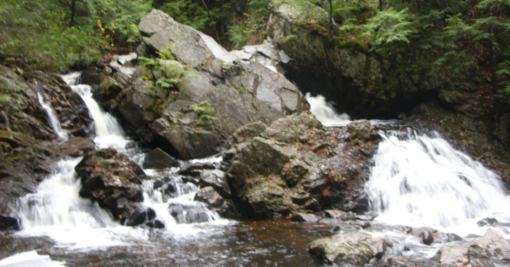 11 Bear's Den Falls - New Salem, Massachusetts