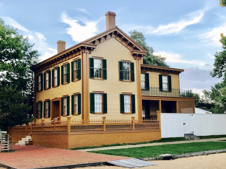 Lincoln Home National Historic Site, Illinois