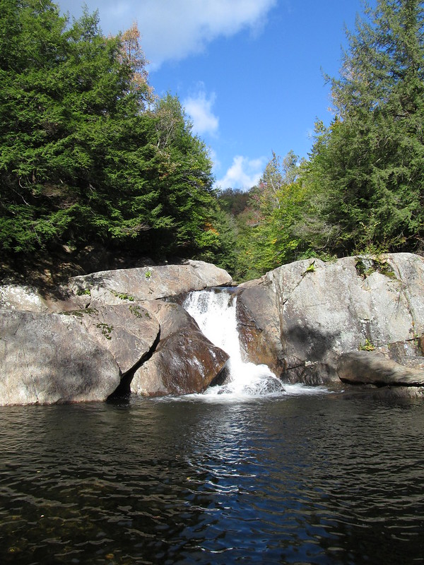 14 Buttermilk Falls - Ludlow, Vermont