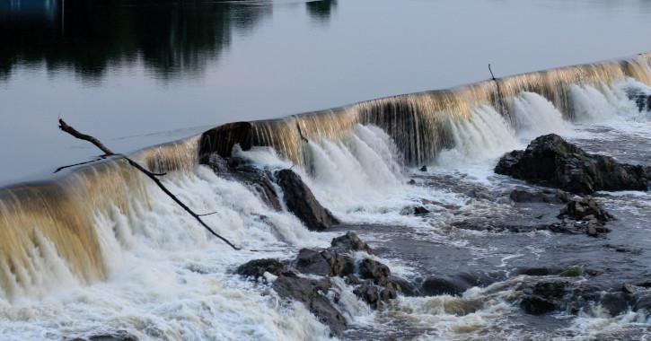 16 Pawtucket Falls - Lowell, Massachusetts