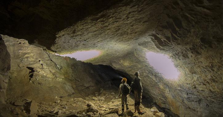 Caves in Utah