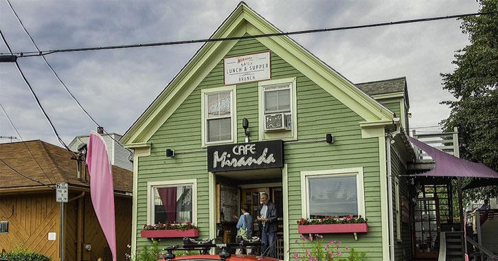 Rockland Maine restaurants