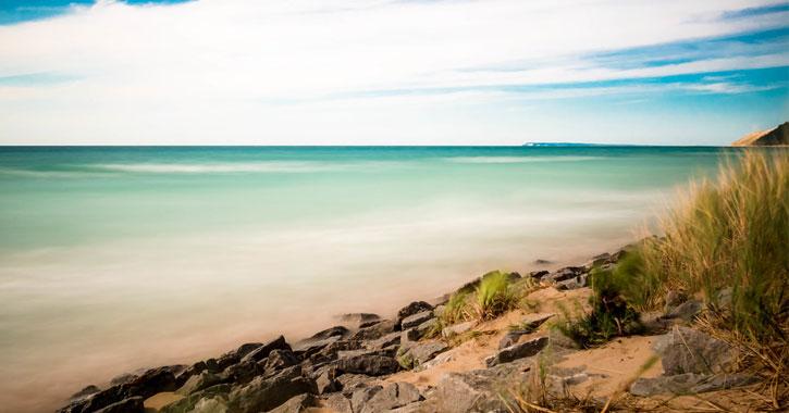 Empire Beach Michigan