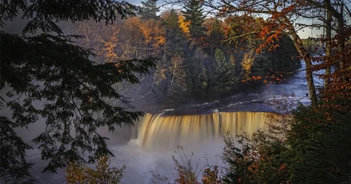 Tahquamenon Falls State Park Michigan