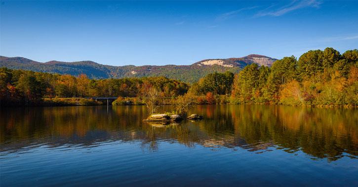 Lakes in South Carolina