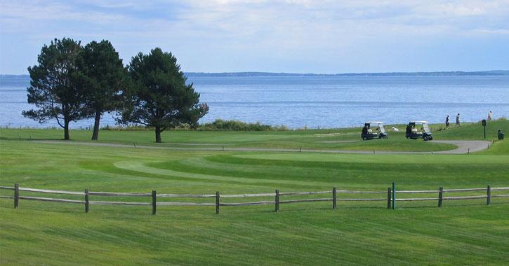 Samoset Golf Course, Rockland Maine