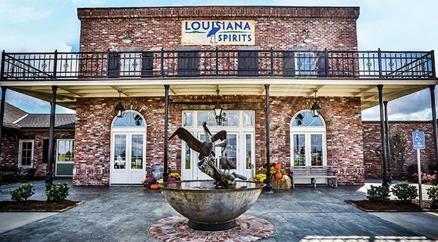 Louisiana Spirits