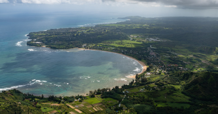 01 Hanalei Bay - Hanalei, Hawaii