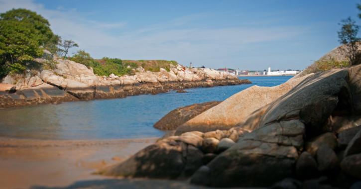 02 Half Moon Beach - Gloucester, Massachusetts