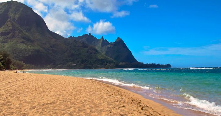 02 Tunnels Beach - Hanea, Hawaii