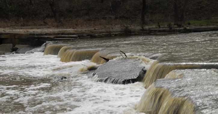 03 Sand Creek Falls - Pawhuska, Oklahoma