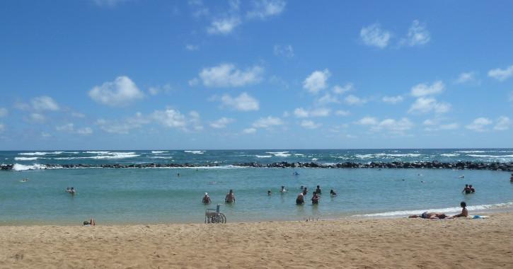 06 Lydgate Beach - Lihue, Hawaii