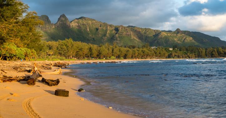 07 Anahola Beach - Anahola, Hawaii
