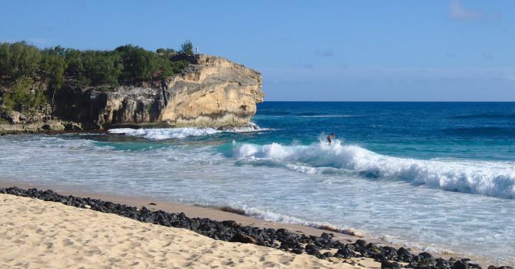 08 Shipwreck Beach - Poipu, Hawaii