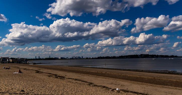 08 Wollaston Beach - Quincy, Massachusetts
