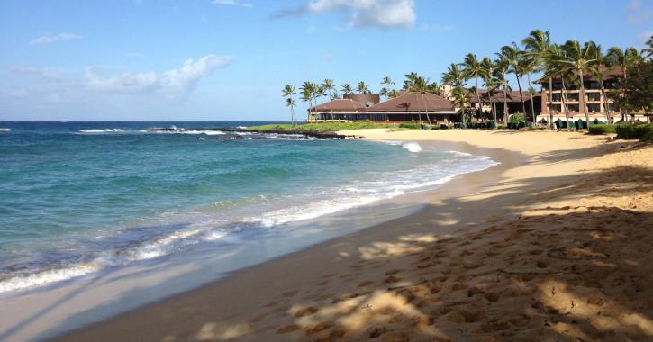 10 Kiahuna Beach - Poipu, Hawaii