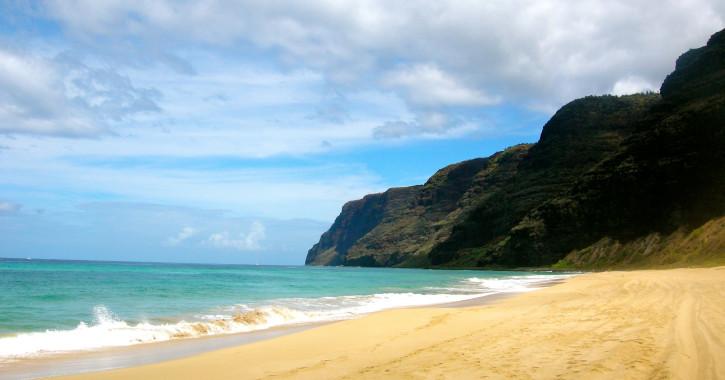 12 Polihale Beach - Waimea, Hawaii