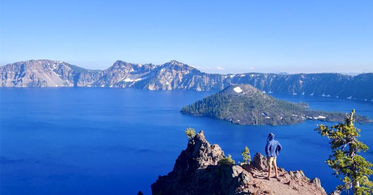 Lakes in Oregon