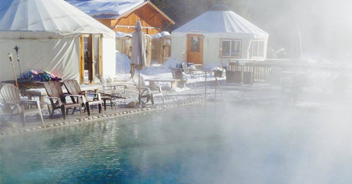 Idaho Hot Springs Resorts