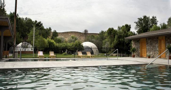 Hot Spring Resorts in Idaho