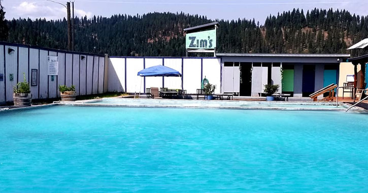 Idaho Hot Spring Resort
